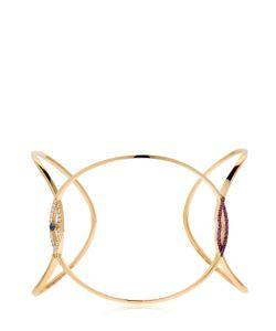 Delfina Delettrez | Eye Kiss You Earclipse Bracelet