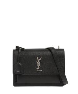 Saint Laurent | Medium Sunset Monogram Grained Leather