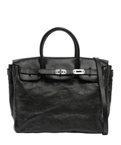Numero 10 | Leather Bag W Vintage Effect