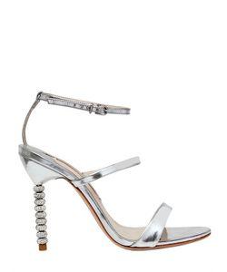 Sophia Webster | 100mm Rosalind Metallic Leather Sandals