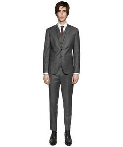 Dsquared2 | London Wool Gabardine 3 Piece Suit