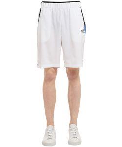 EA7 Emporio Armani | Logo Nylon Tennis Shorts
