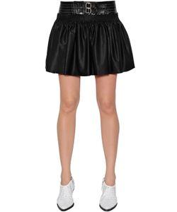 Alyx | Cotton Rodeo Skirt W Leather Waistband