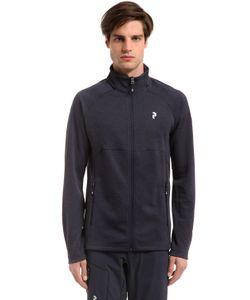 PEAK PERFORMANCE | Will Zip-Up Sweatshirt