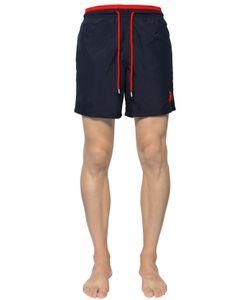 Vilebrequin | Two Tone Embroide Swim Shorts