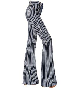 Sonia Rykiel | Striped Milano Jersey Fla Pants