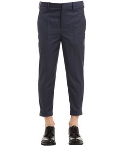 Neil Barrett | Pinstriped Wool Gabardine Pants