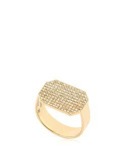 Lito | Infinity Diamond Pave Ring