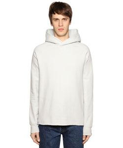 LEVI'S MADE & CRAFTED   Hooded Cotton Sweatshirt