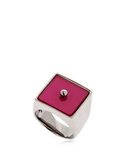 SYLVIO GIARDINA | Barock Square Pinky Ring
