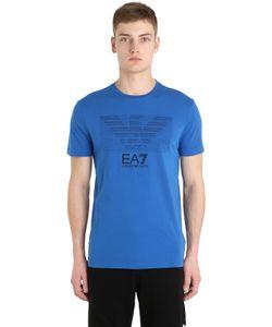 EA7 Emporio Armani | Logo Cotton T-Shirt