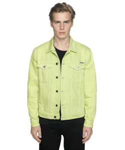 Calvin Klein Jeans | Neon Cotton Denim Jacket