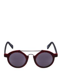 Italia Independent   I-Plastik 0920v Velvet Mirror Sunglasses