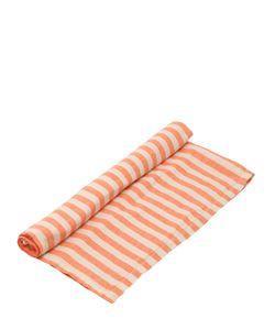Frescobol Carioca | Striped Linen Beach Towel
