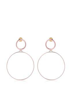 MARIA FRANCESCA PEPE | Hoops I Did It Again Earrings