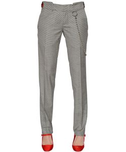Alyx | Houndstooth Cool Wool Pants