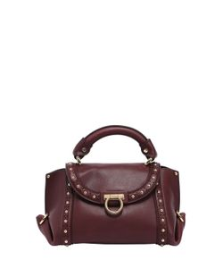 Salvatore Ferragamo | Small Soft Sophia Top Handle Bag