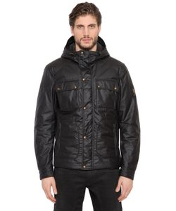 Belstaff | Ravenswood Insulated Waxed Cotton Jacket