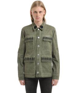 John Richmond | Washed Cotton Jacket