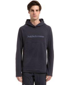 PEAK PERFORMANCE | Will Hooded Mid Layer Sweatshirt