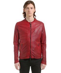 Giorgio Brato | Nappa Leather Jacket