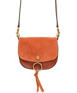 Chloé | Kurtis Suede Smooth Leather Bag