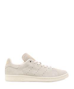 Adidas Originals   Stan Smith Suede Sneakers