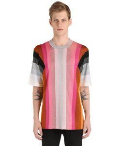 Marco de Vincenzo | Striped Knit T-Shirt