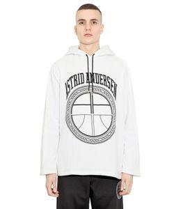 Astrid Andersen | Oversized Cotton Sweatshirt