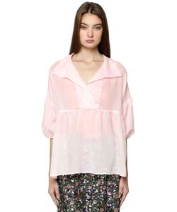 Odeeh | Loose Cotton Voile Top