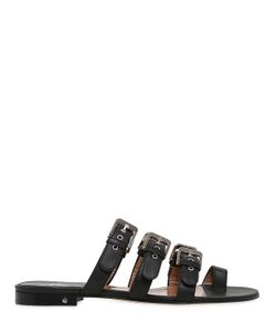 Laurence Dacade | 10mm Kim Buckles Leather Sandals