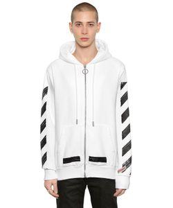 Off-White | Stripes Arrows Hooded Sweatshirt