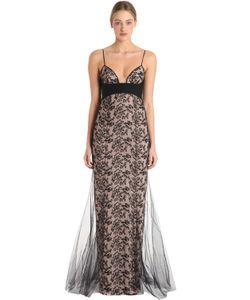 La Perla | Autografo Long Silk Tulle Gown