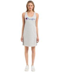 Champion | Cotton Jersey Tank Dress