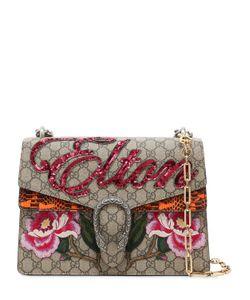 Gucci | Medium Dionysus Elton Embellished Bag