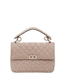 Valentino | Medium Spike Quilted Leather Bag
