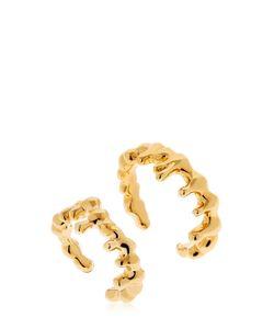 Eshvi | Lava Set Of 2 Rings