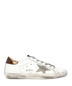 Golden Goose Deluxe Brand | 20mm Super Star Leather Sneakers