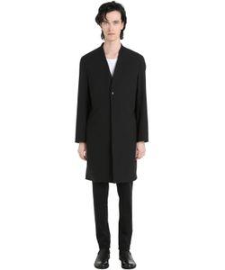 The Kooples | Cool Wool Minimal Tailo Long Jacket