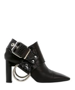 Alyx | 100mm Sling Ring Leather Ankle Boots
