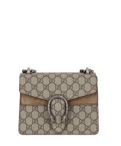 Gucci | Mini Dionysus Gg Supreme Shoulder Bag