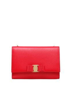 Salvatore Ferragamo | Saffiano Leather Shoulder Bag