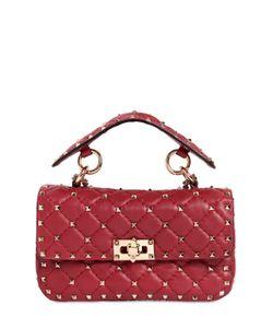 Valentino | Small Spike Leather Shoulder Bag