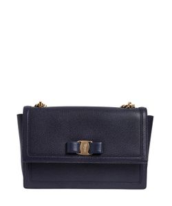 Salvatore Ferragamo | Ginny Leather Shoulder Bag