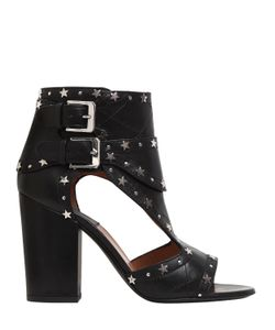 Laurence Dacade | 95mm Rush Stars Cutout Leather Boots