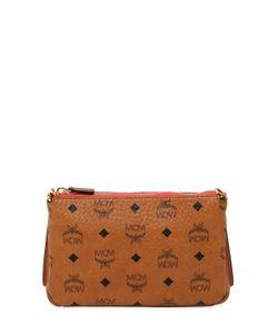 MCM | Medium Millie Faux Leather Crossbody Bag