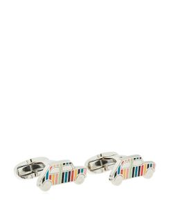Paul Smith | Mini Stripes Cufflinks