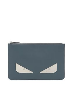 Fendi | Monster Leather Pouch