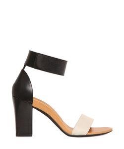 Chloé | 90mm Leather Strap Sandals