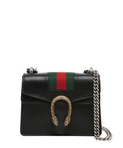 Gucci | Mini Dionysus Leather Bag W Web Detail